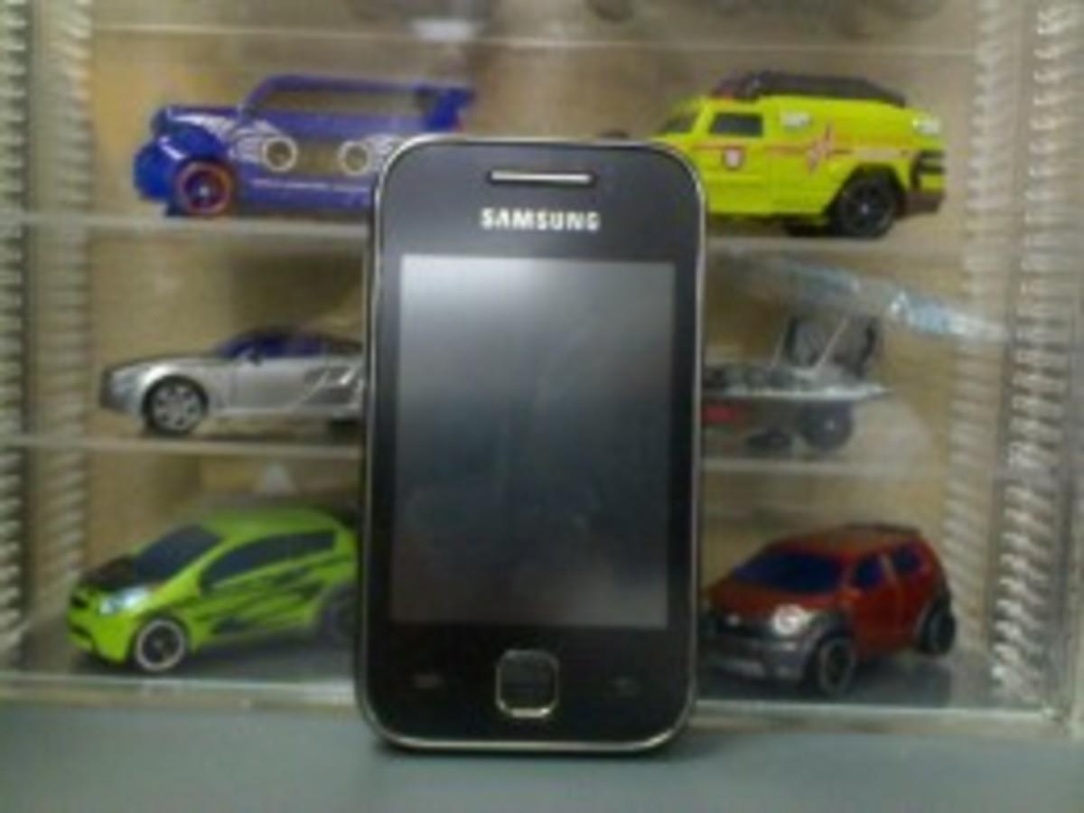 Samsung Galaxy Y / Young / Totoro / S5360