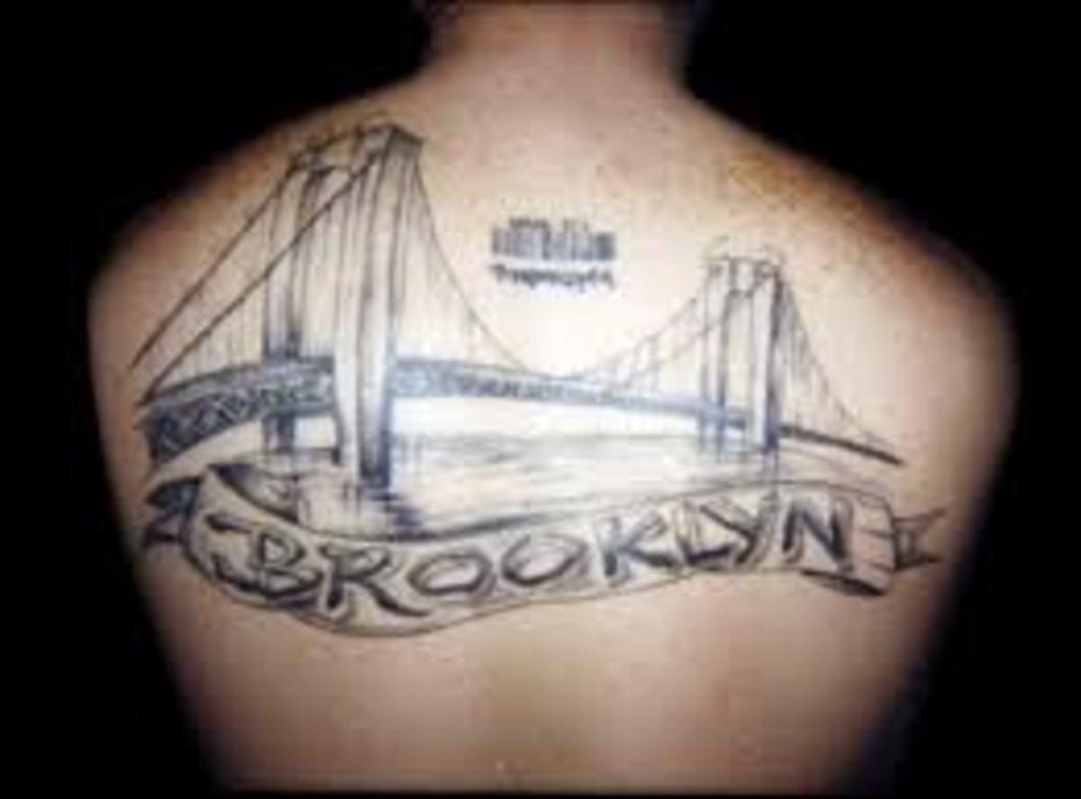 Bridge Tattoos And Meanings Bridge Tattoo Ideas And