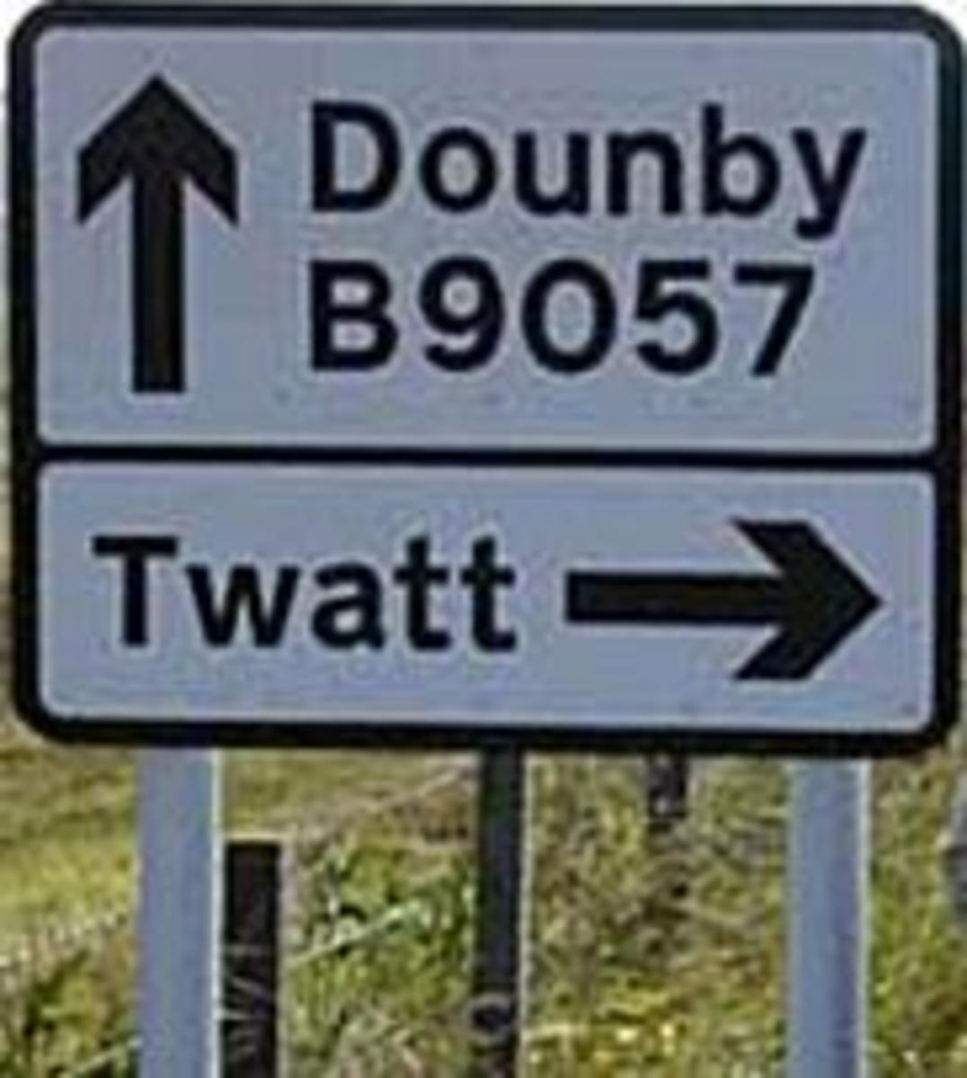 Twatt on the Orkney Islands