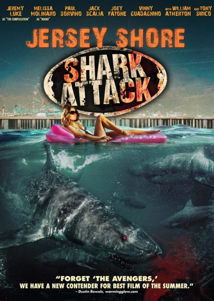 """Jersey Shore Shark Attack"" (2012) Movie Review"