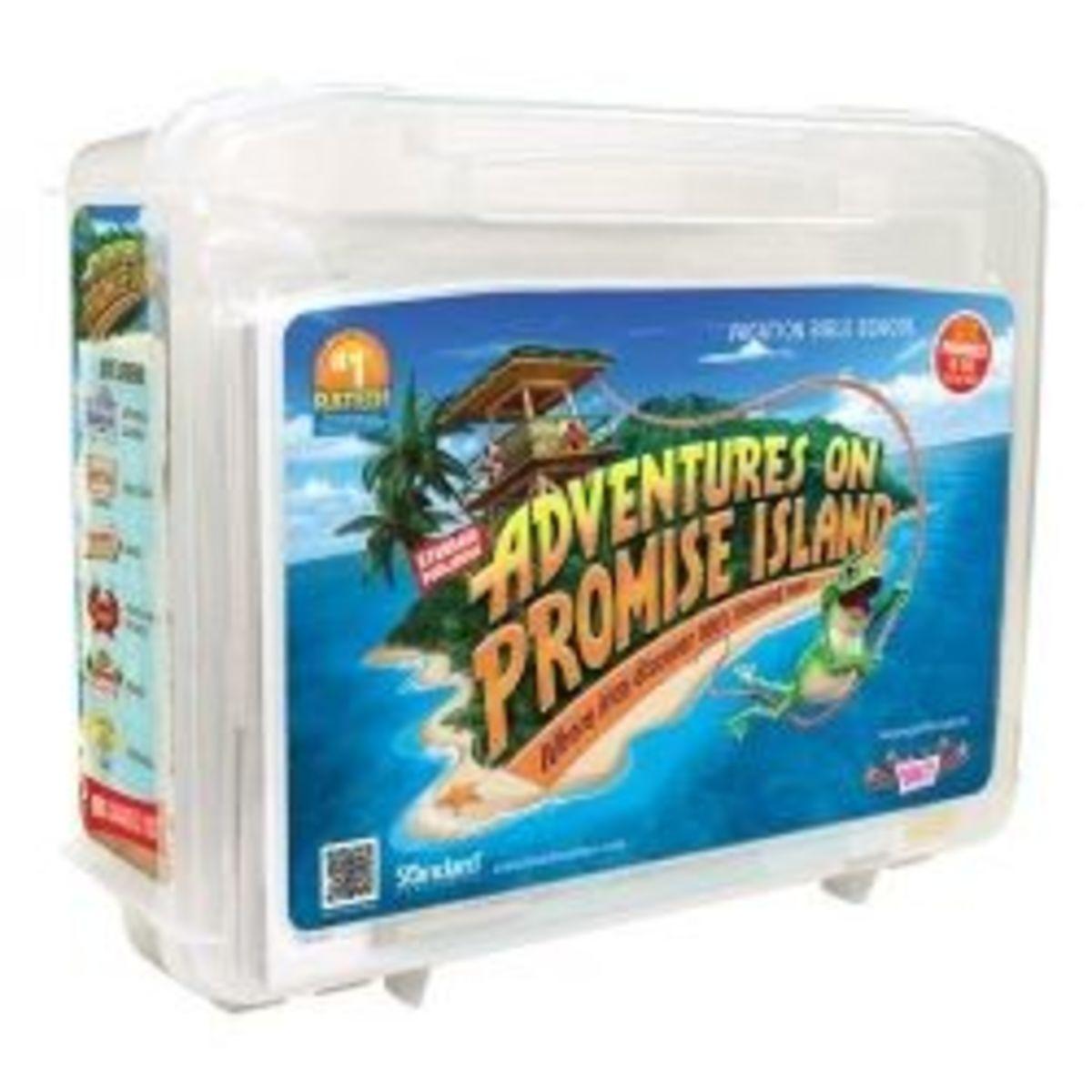 VBS Activities: Adventures on Promise Island