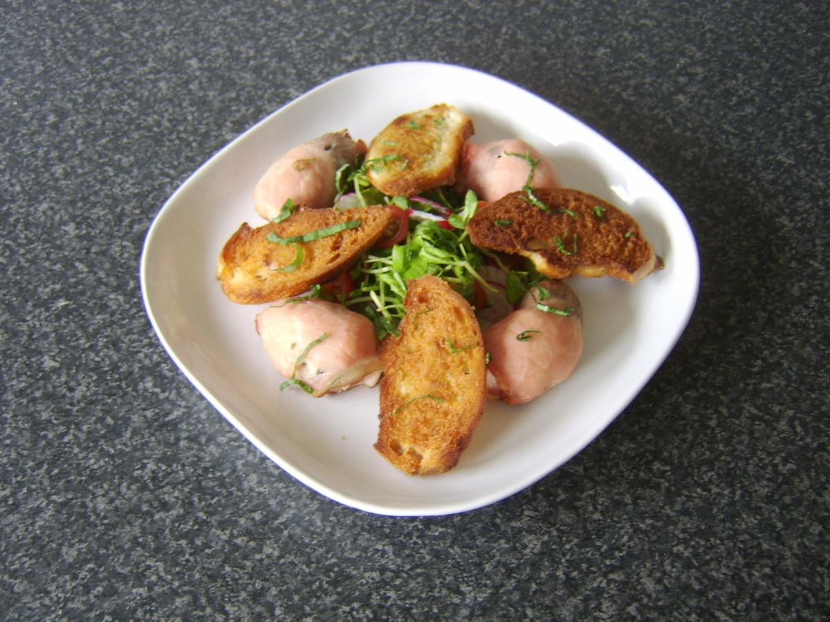 Chicken Devils on Horseback Recipe