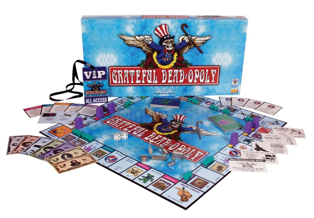 The Grateful Dead-opoly