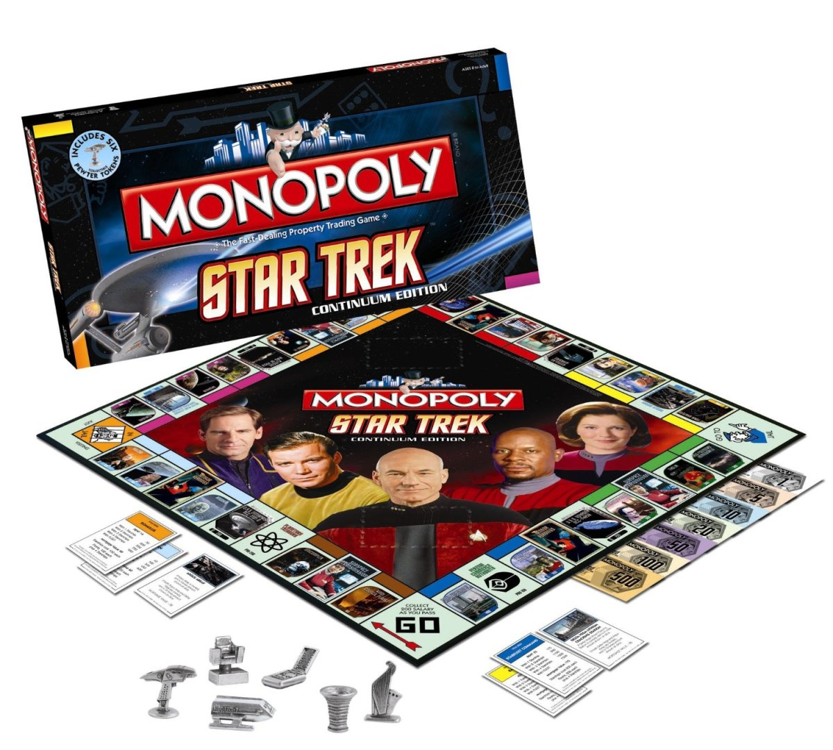 This game is perfect for Star Trek Fans