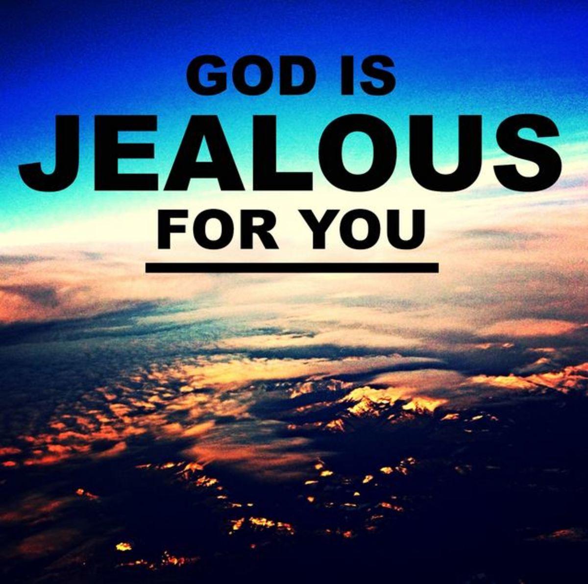 God is a Jealous God