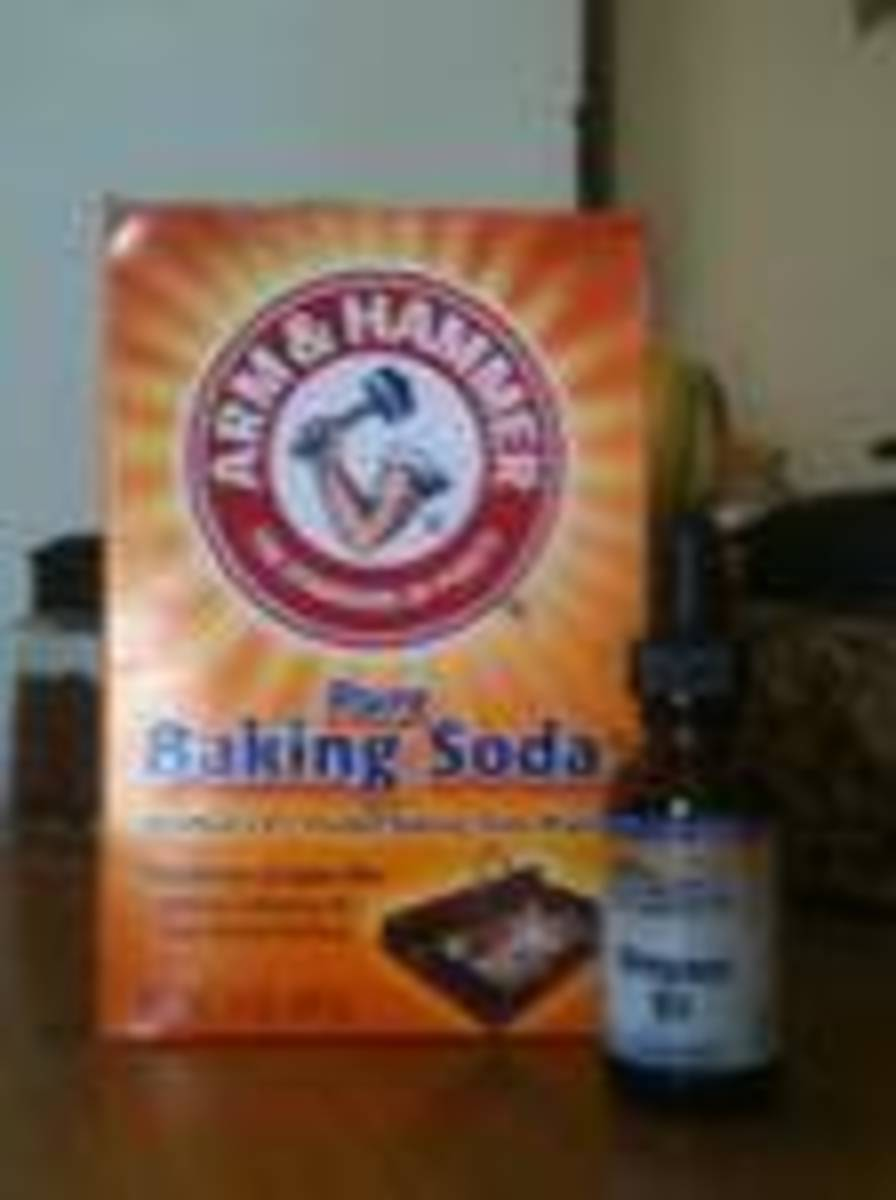 Baking Soda and Oil of Oregano for Wrinkles?  Really?