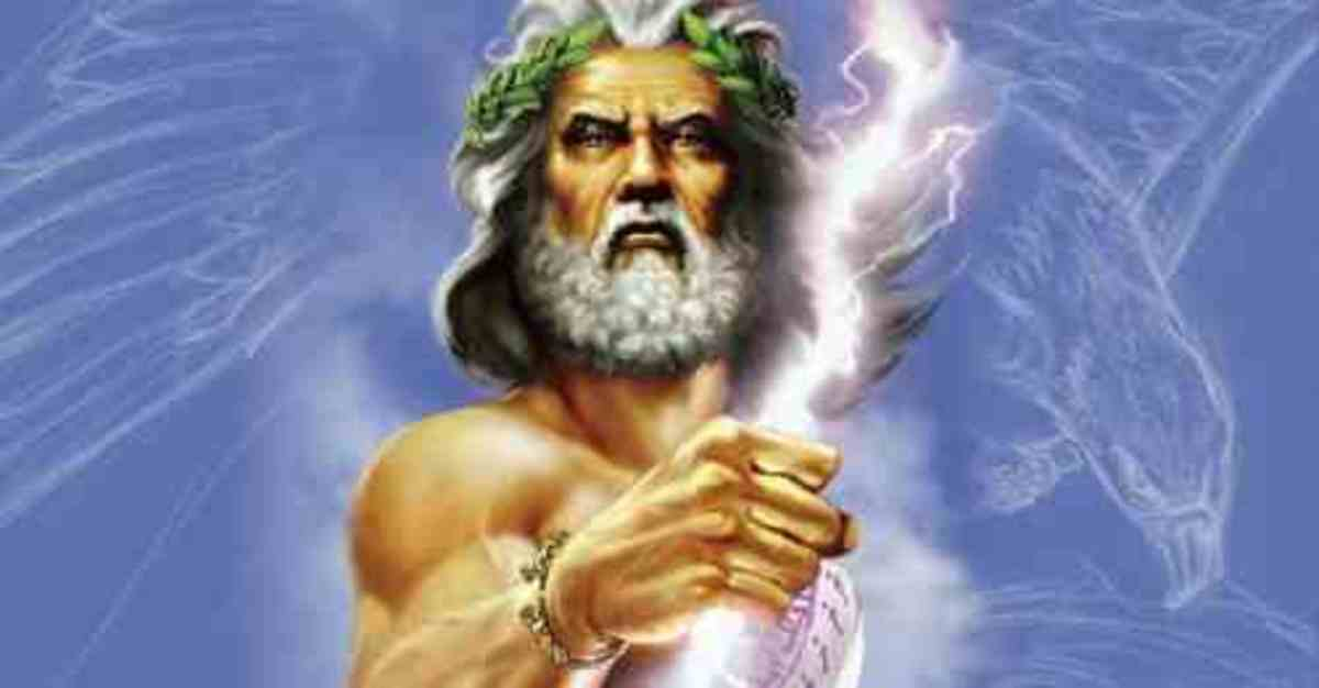 Zeus Father of the Olympian Gods wired.com