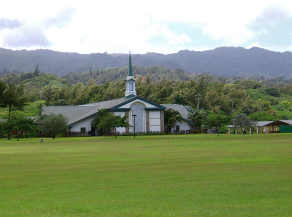 Hawaii - a Good Balance of Sun and Rain