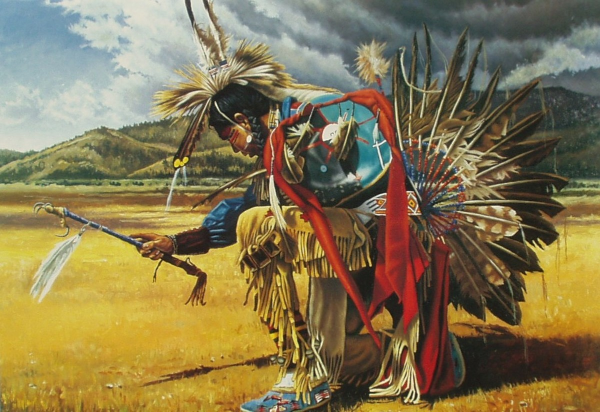 Native American Rain Dance