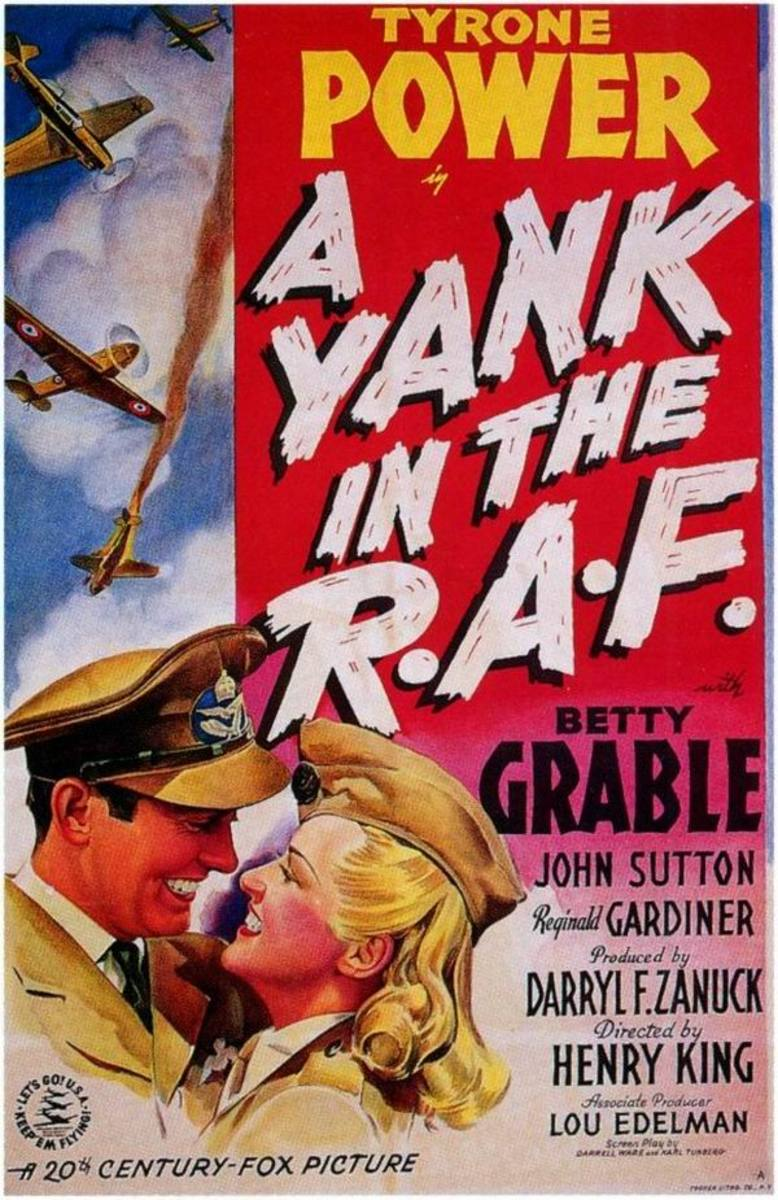 A Yank in the RAF (1941)