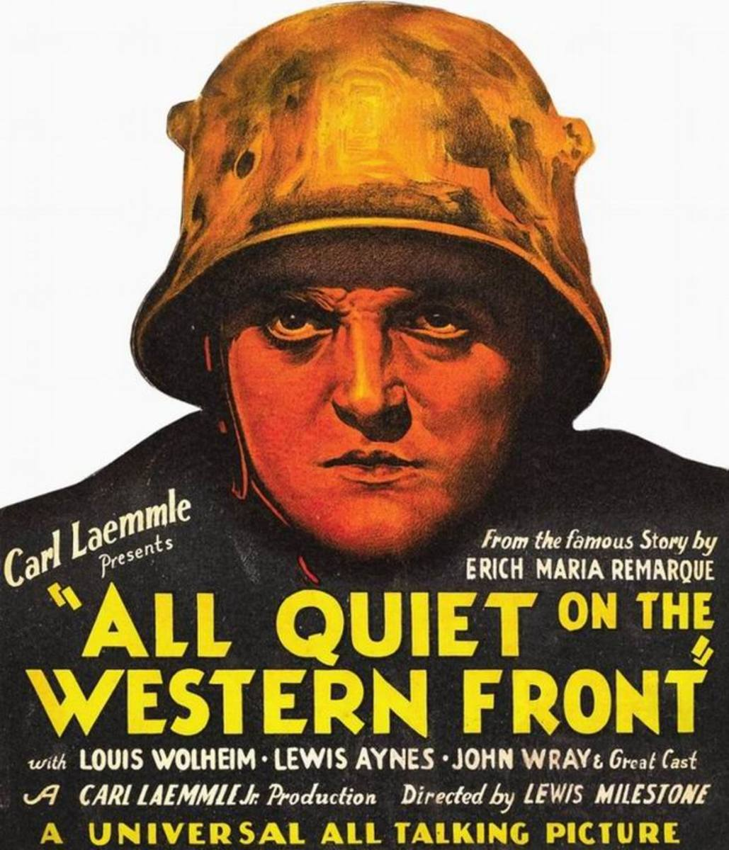 War Movies 1930-1949 - 100 Years of Movie Posters - 20