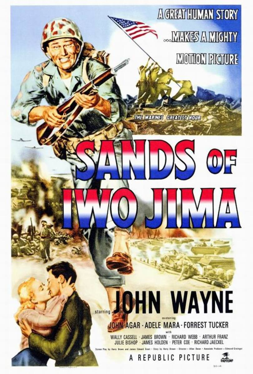 Sands of Iwo Jima (1949)