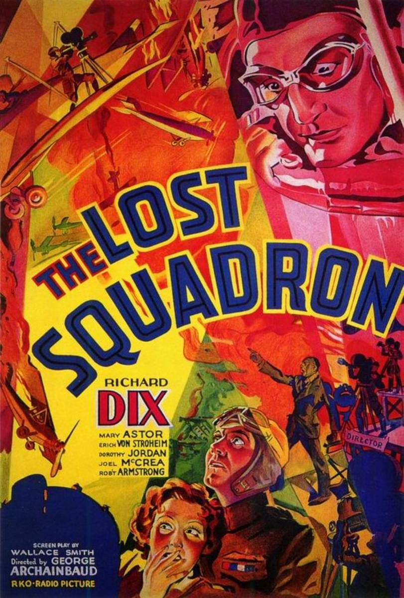 The Lost Squadron (1932)