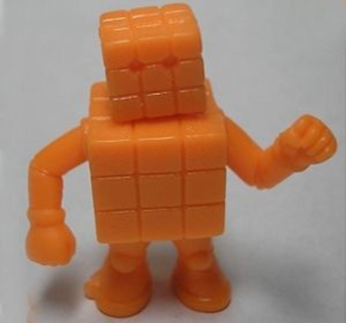 Cube Man #024