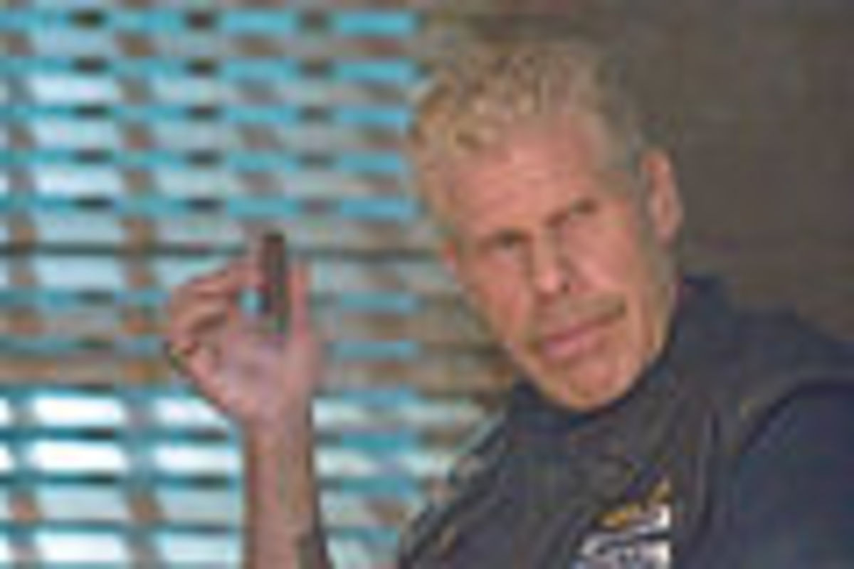 Clay Morrow, The leader of Sons of Anarchy