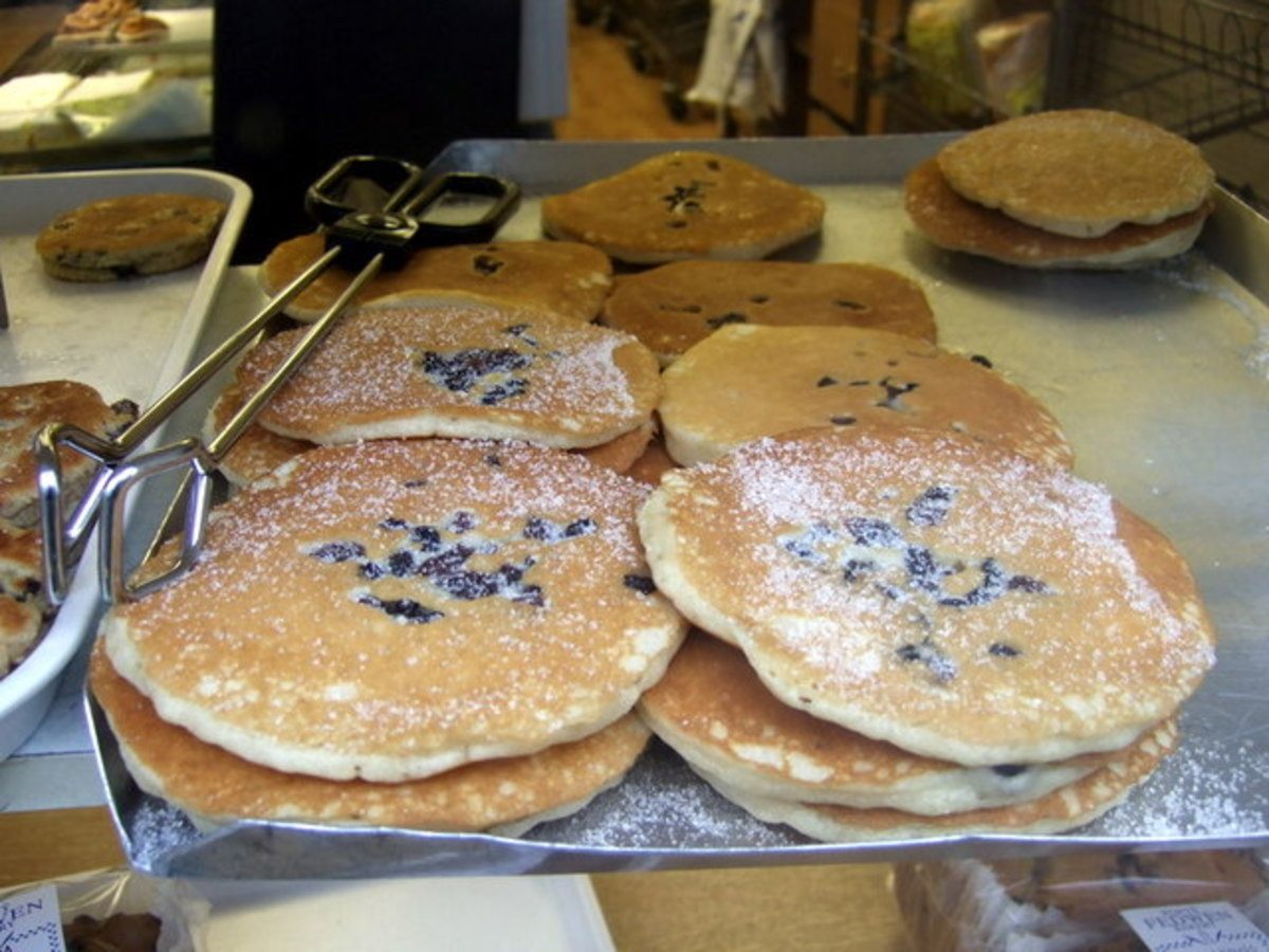 Where Can You Learn To Make Welsh Cakes