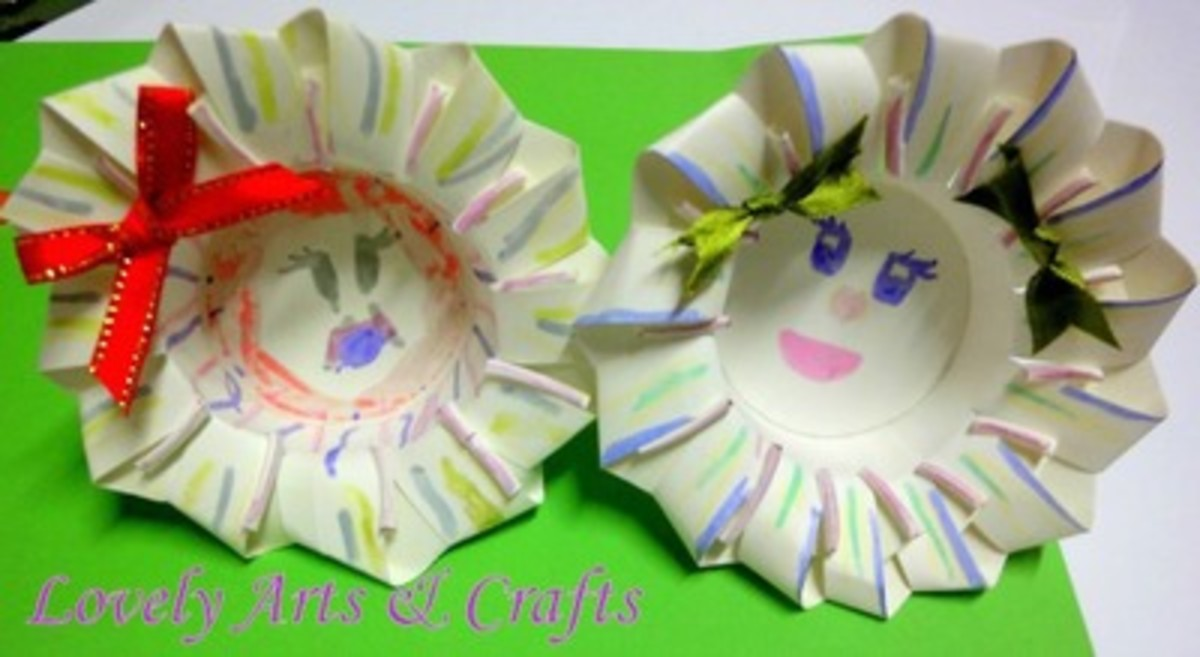 46 Amazing Paper Cup Craft Ideas Hubpages