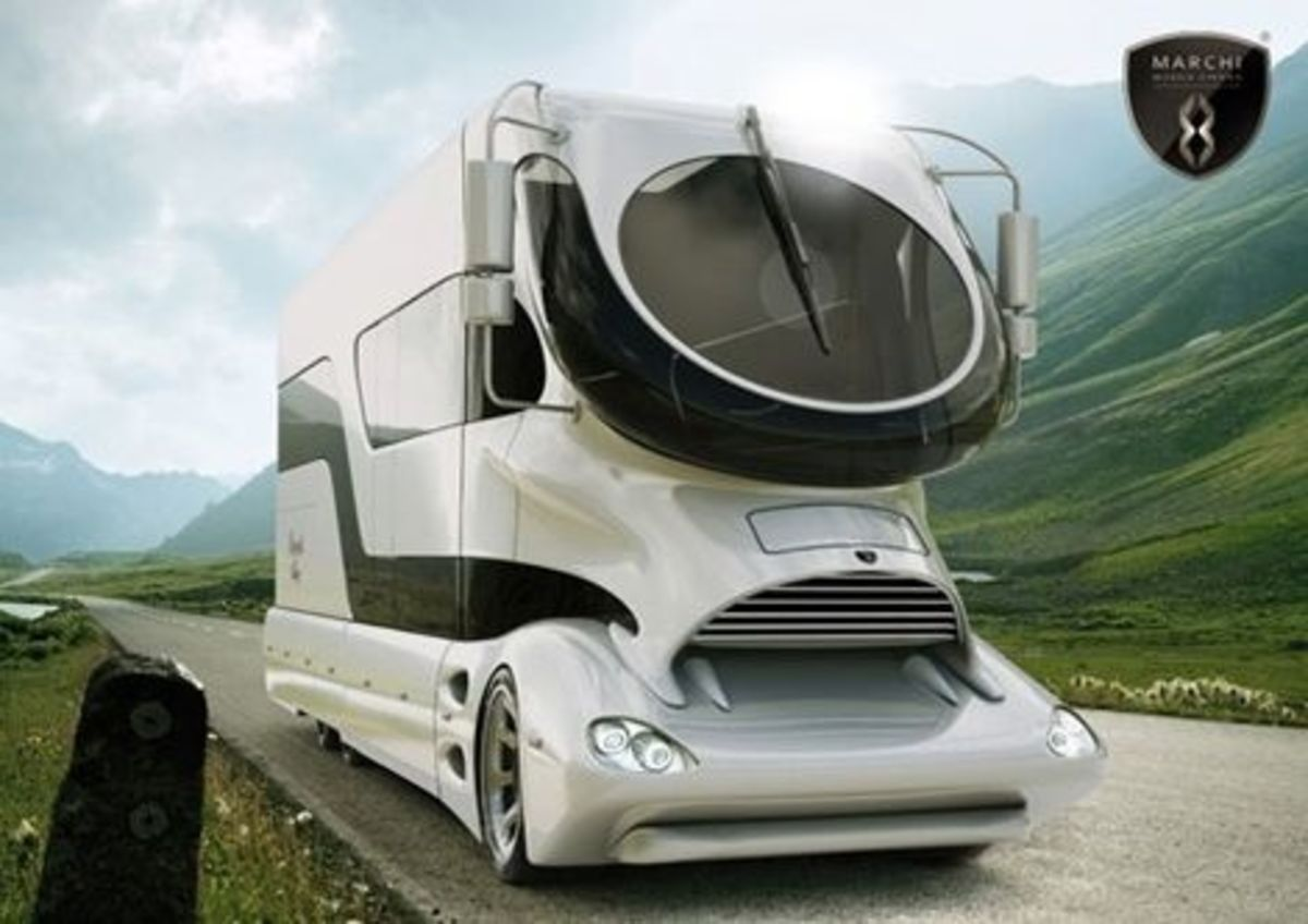Most Expensive Motorhome in production