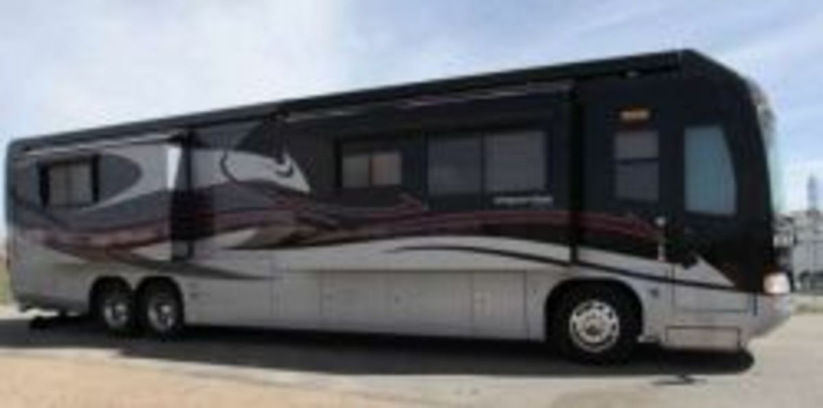 5th Most Expensive Motorhome