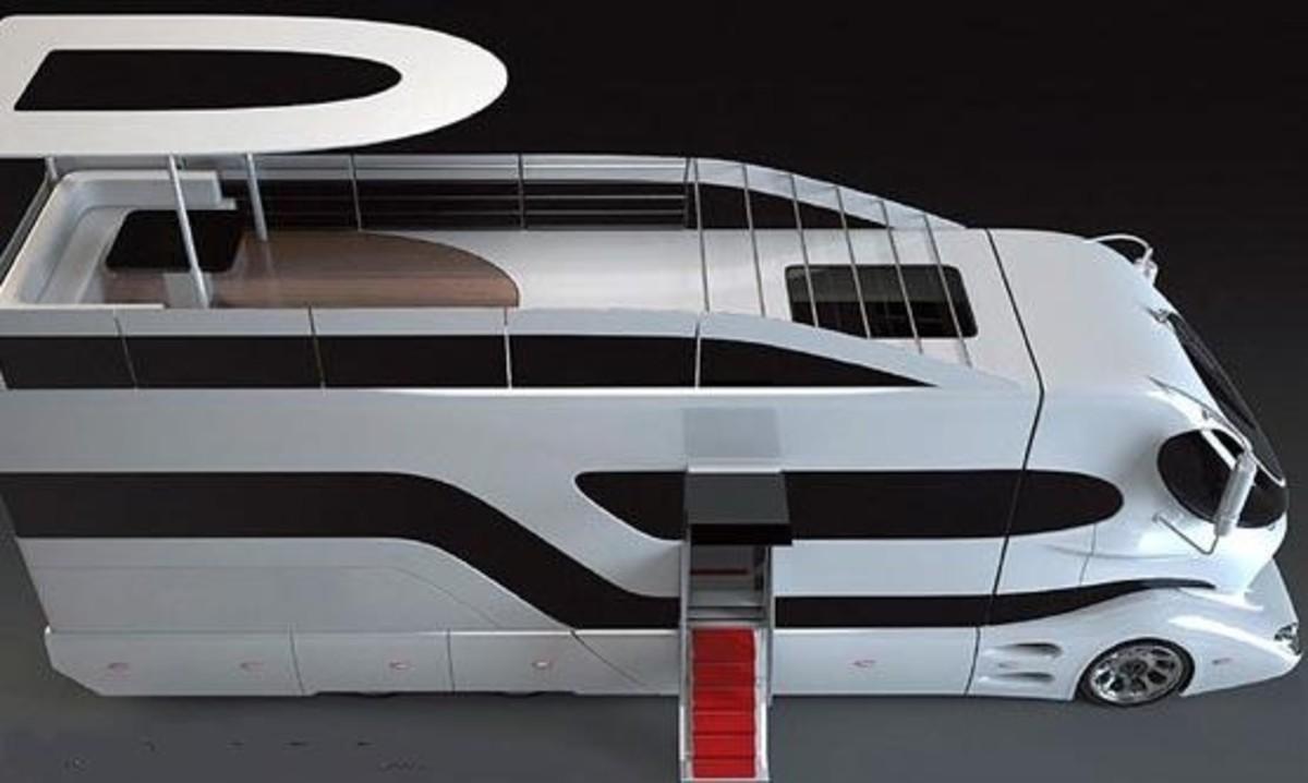 The Perfect Luxury RV