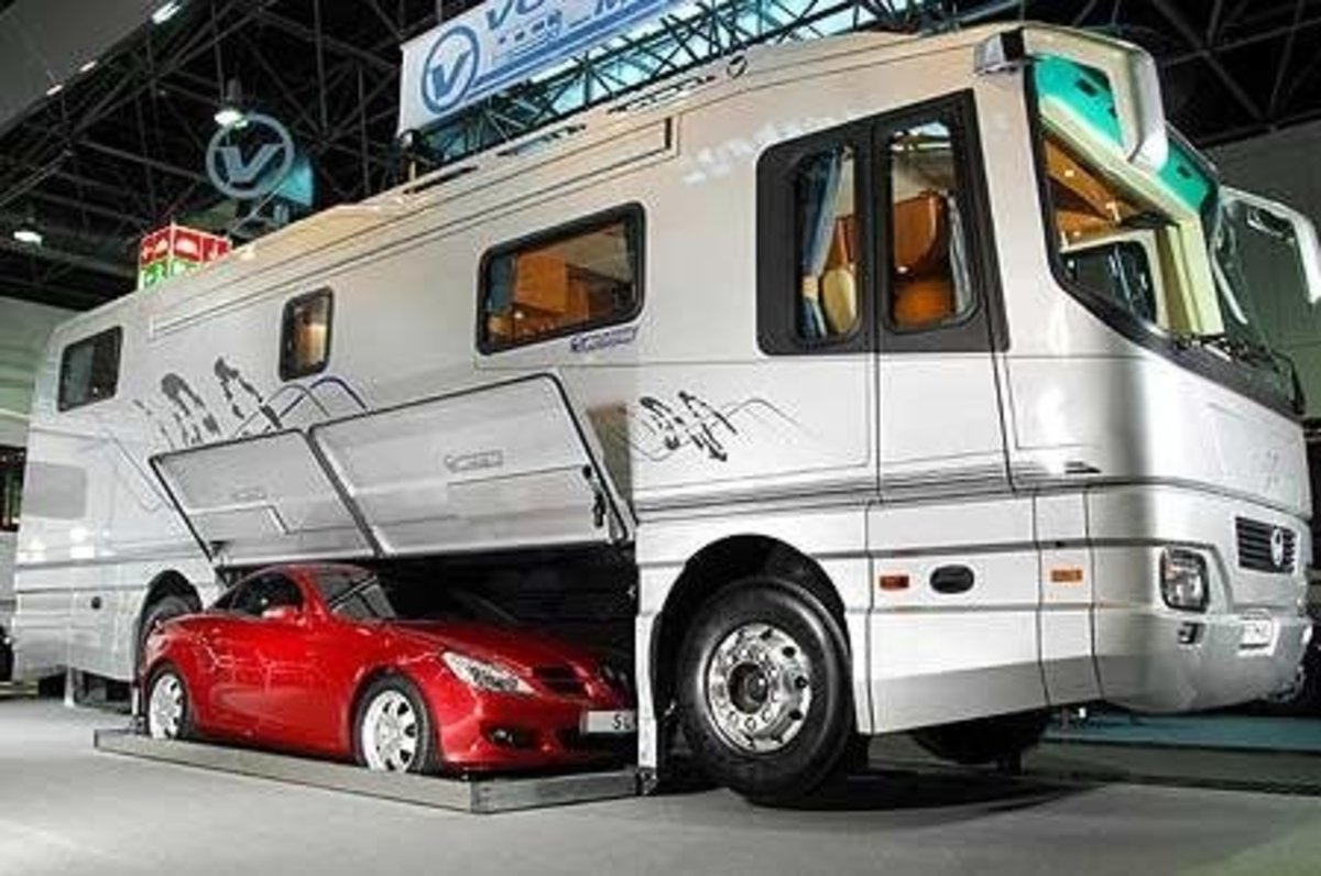 The Special Feature of Worlds Most Expensive Motorhome