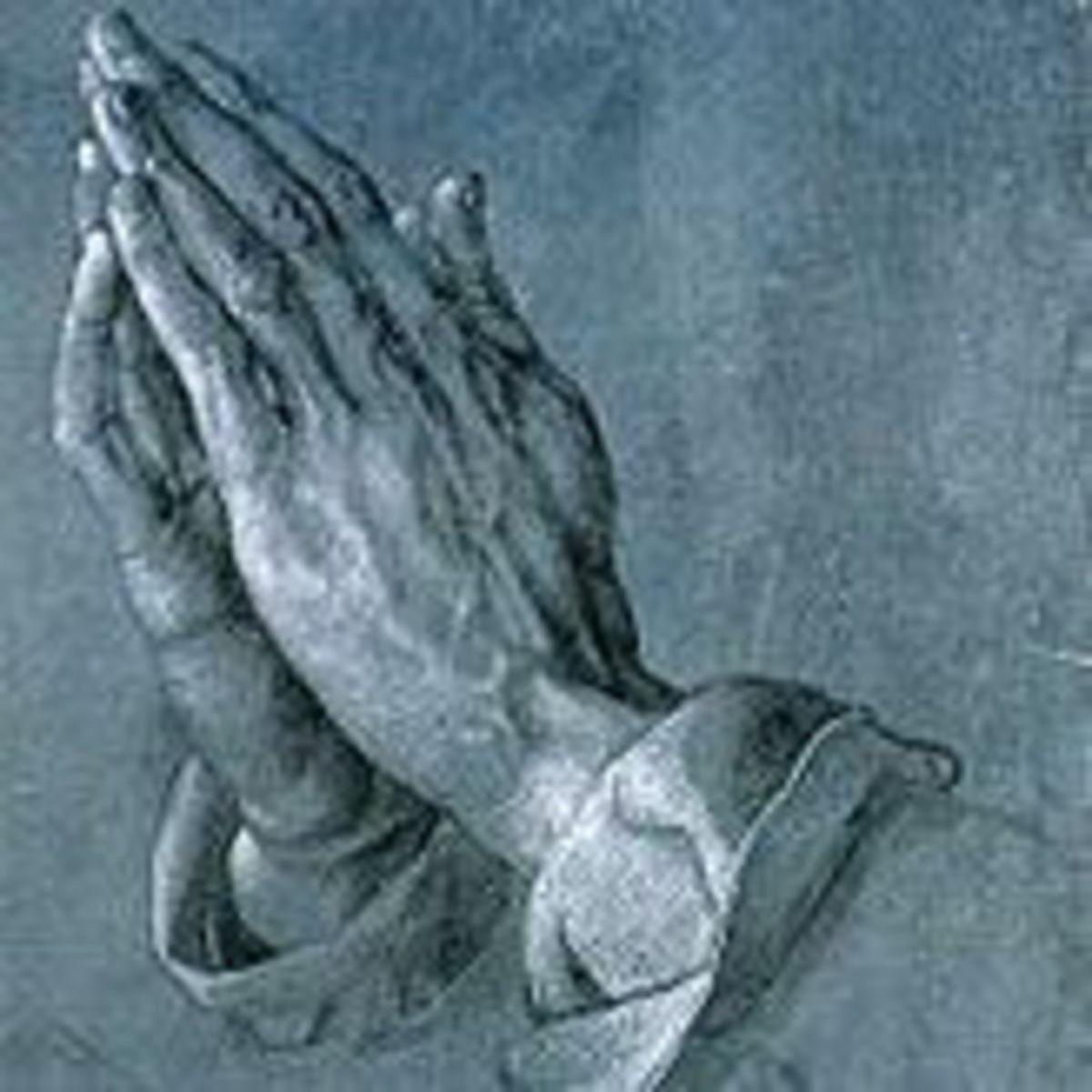 Prayer is important!
