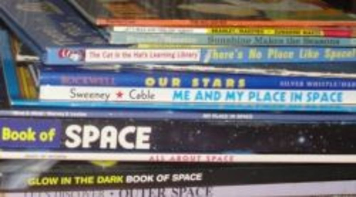Get to know your local library.