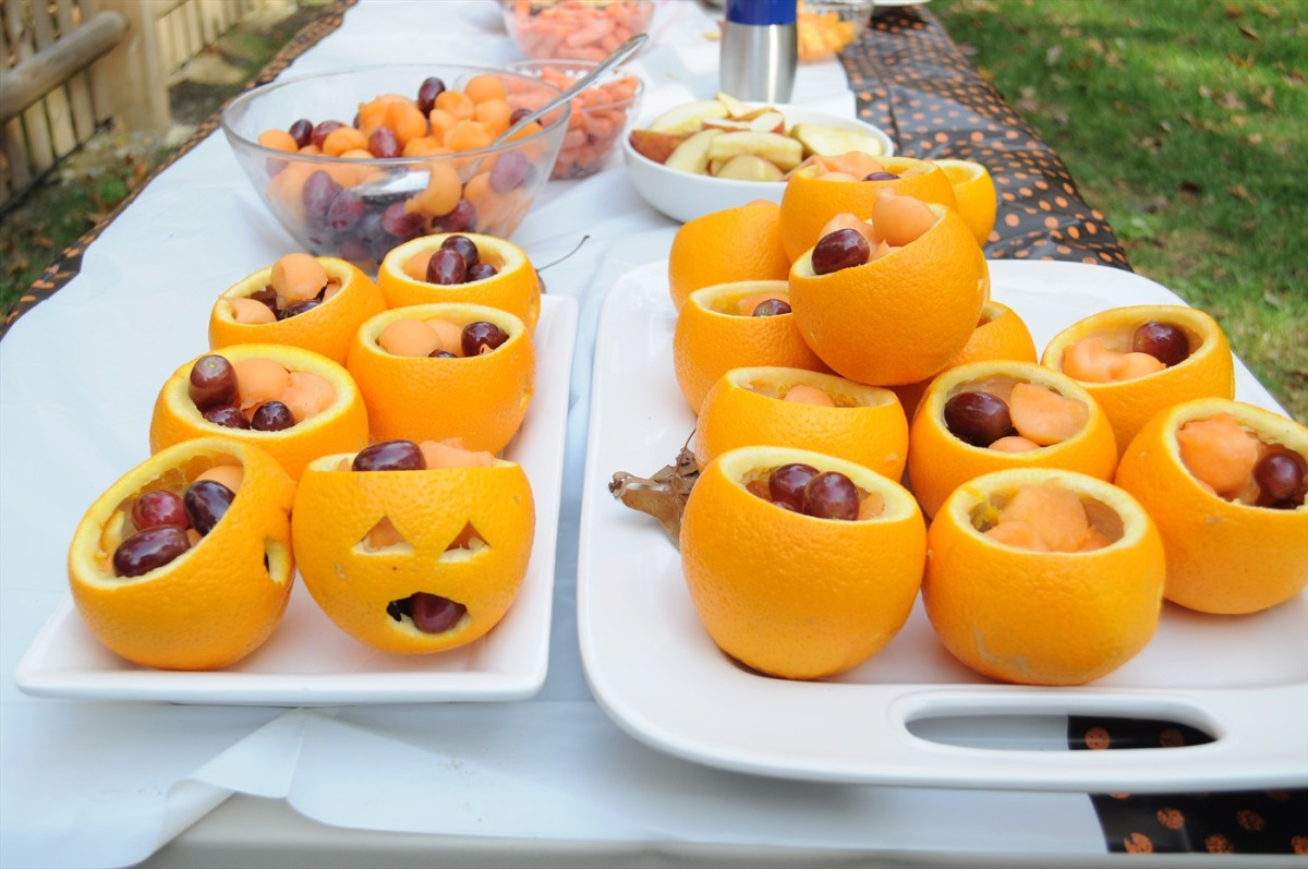Gallery For gt Halloween Party Food Ideas Adults