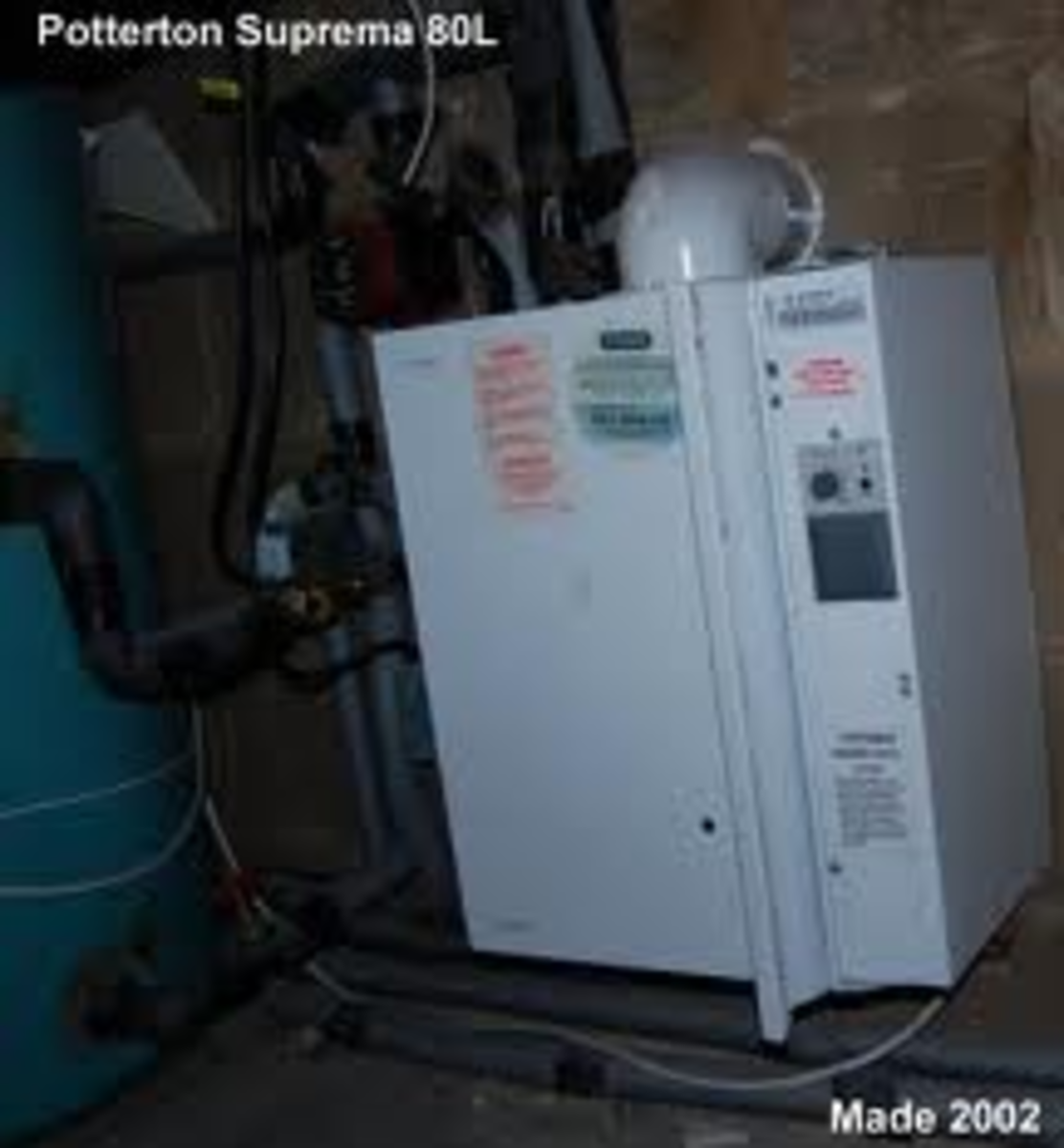 How To Repair Your Potterton Suprima Boiler.