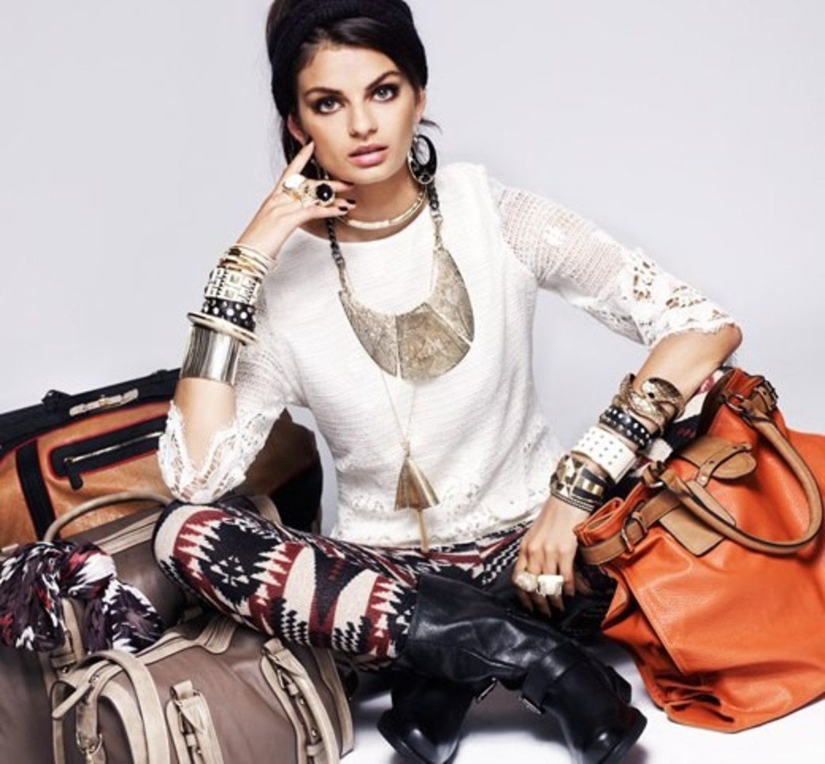 The Status Handbag and the Modern Woman a Love Love Relationship