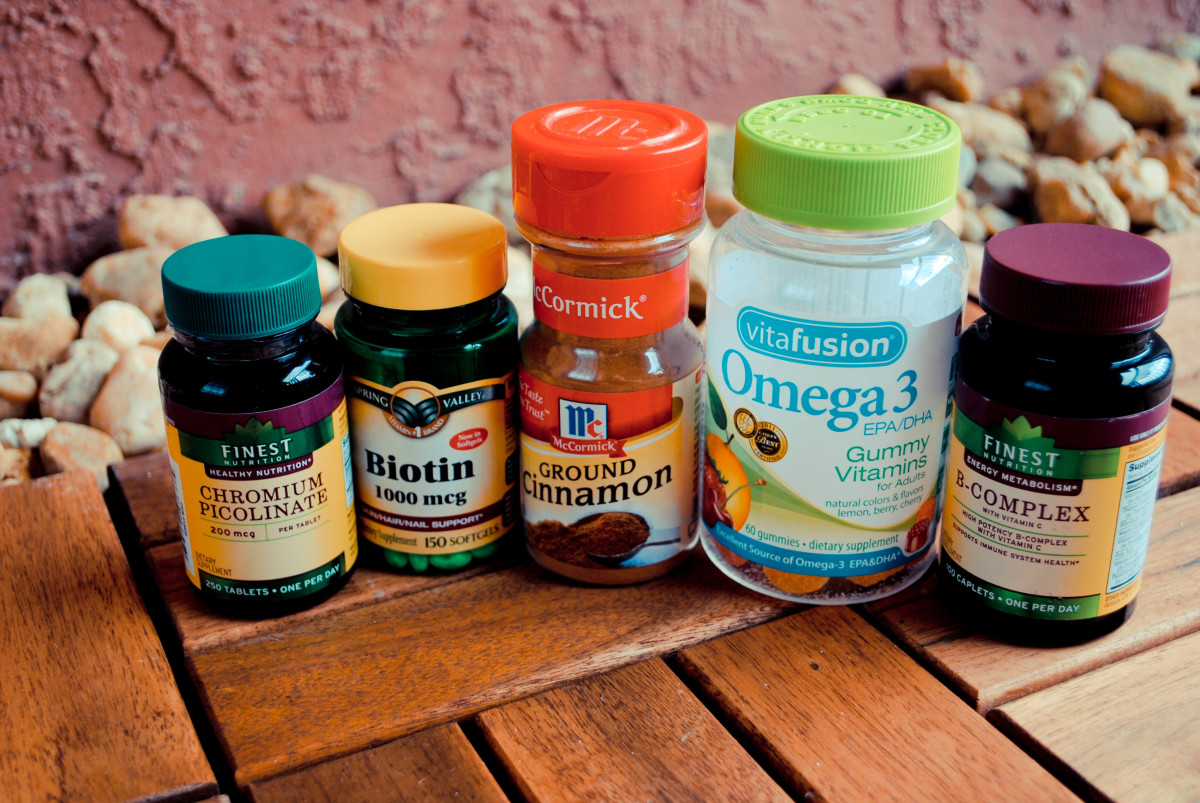 Supplements weight loss pcos