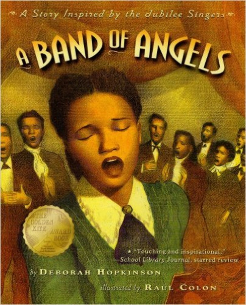 A Band of Angels by Deborah Hopkinson