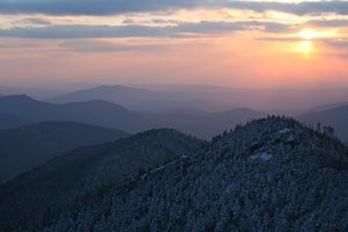 Smoky Mountains of Tennessee