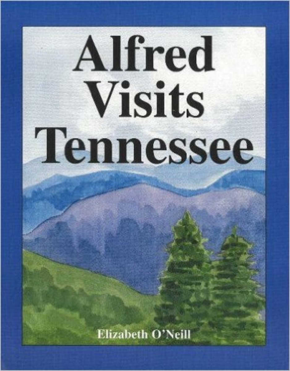 Alfred Visits Tennessee by Elizabeth Oneill