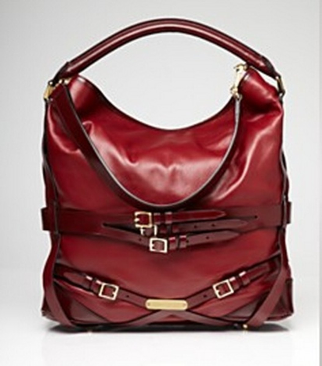 Burberry Hobo, Gosford Medium $1,495
