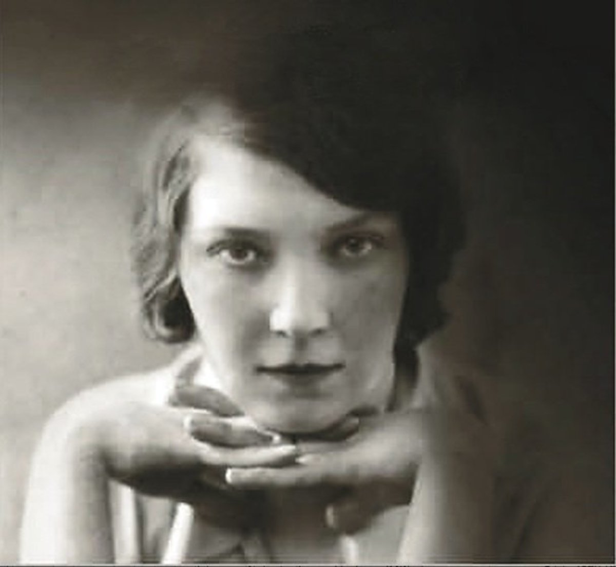 Jean Rhys in her youth.