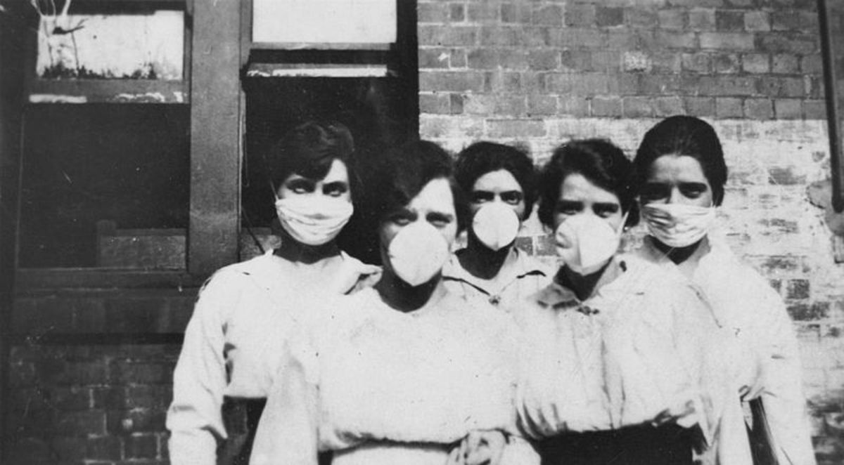 The Spanish Flu Pandemic of 1918 - Could It Happen Again?