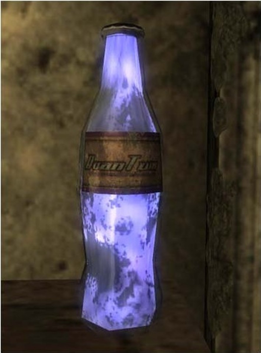 How To Make A Nuka-Cola Quantum From Fallout