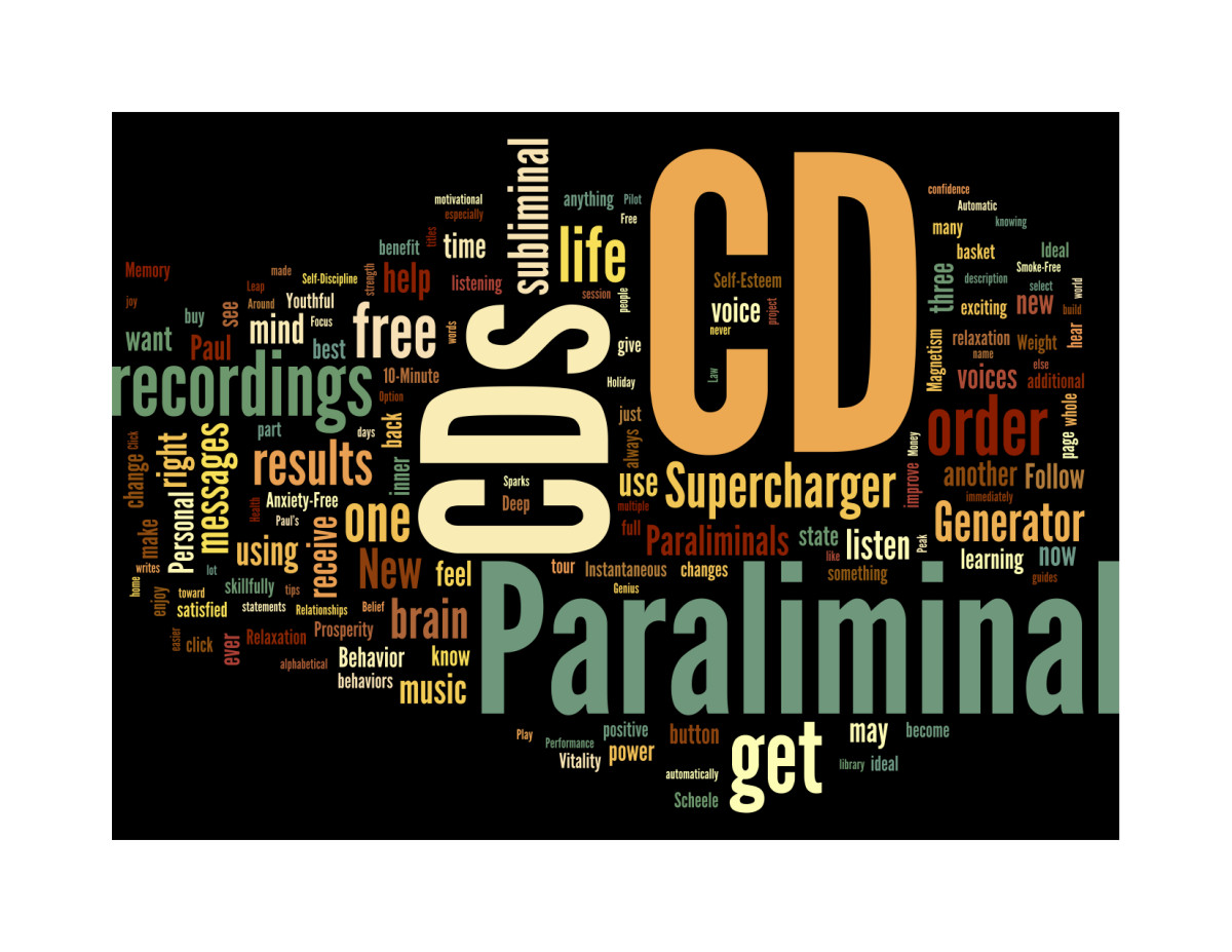 Paraliminals Review: Can a CD Really Boost Your Brain Power and Performance?