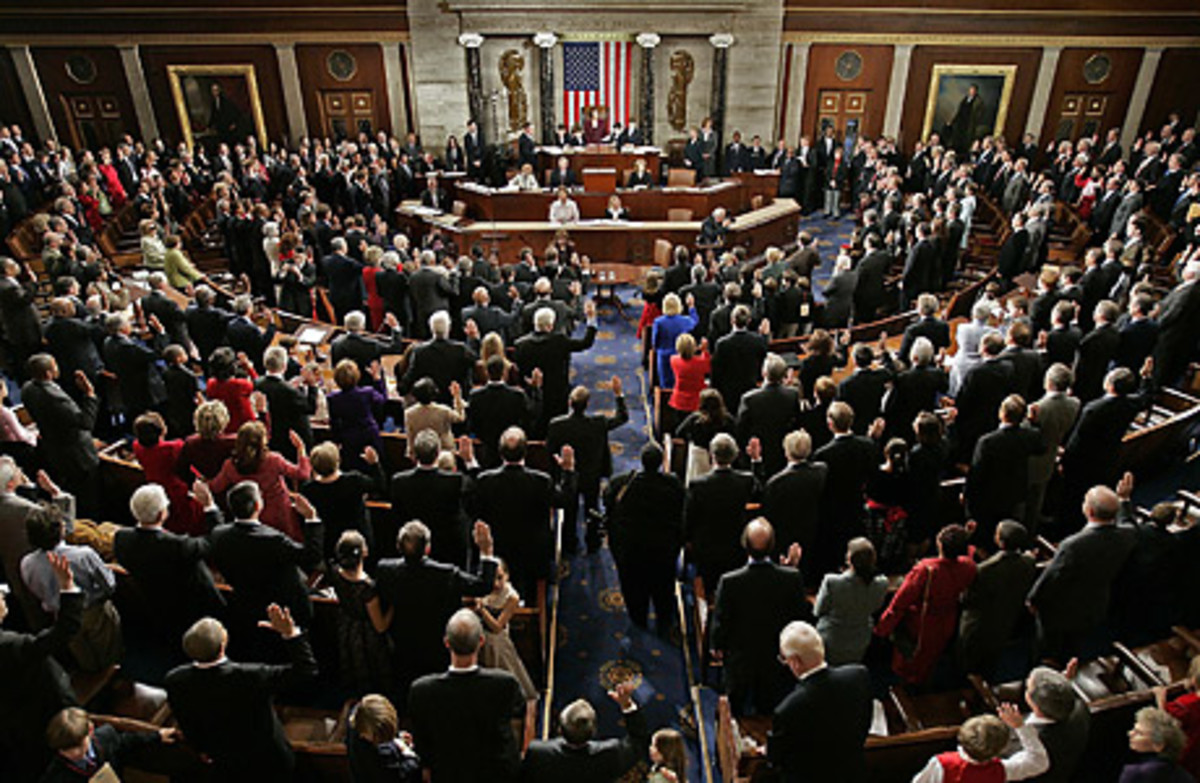 British Parliament vs. United States Congress
