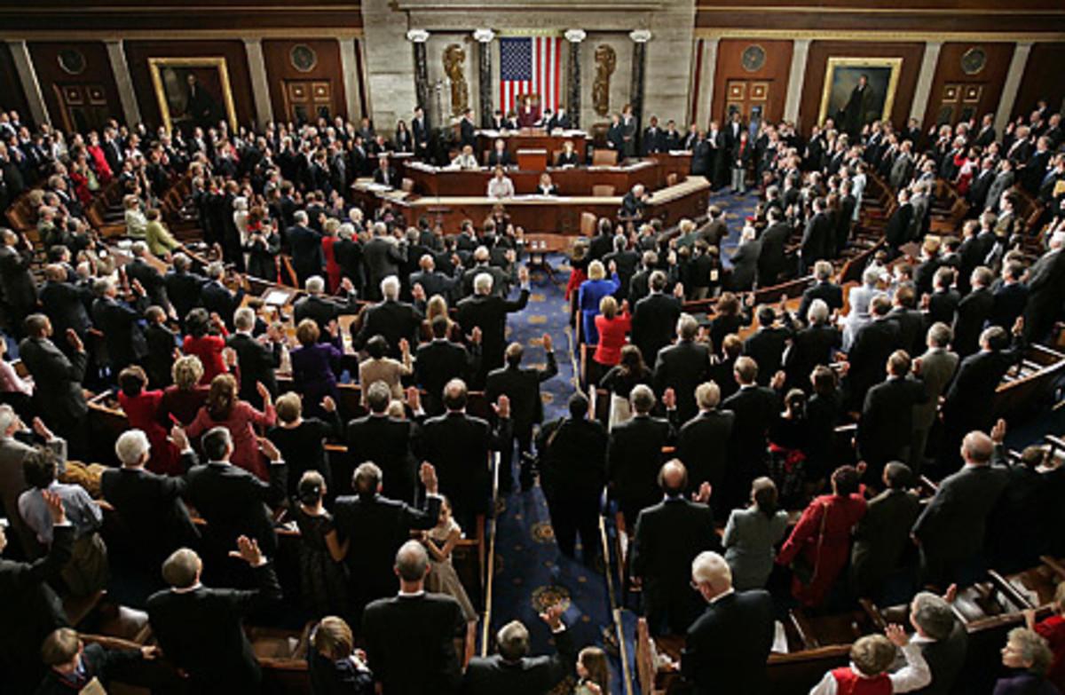 British Parliament vs. United States Congress