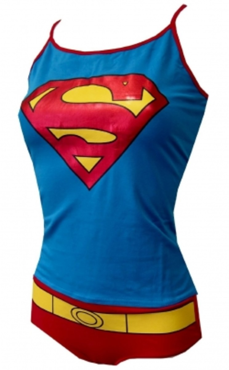 Superman Underwear for Women