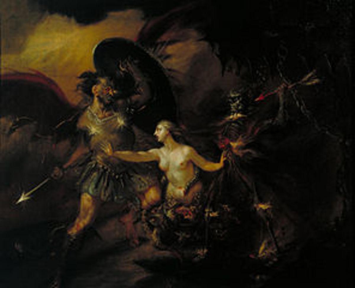 Satan in Milton's Paradise Lost