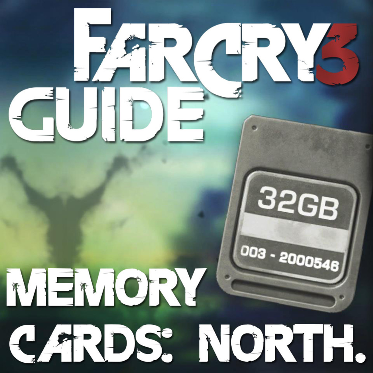 Far Cry 3 Memory Cards Locations Guide - Memory to Spare.