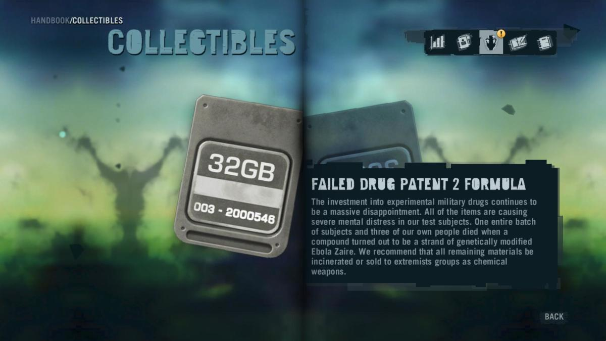 Far Cry 3 Collectibles - Memory to Spare achievement: Memory Card 7.