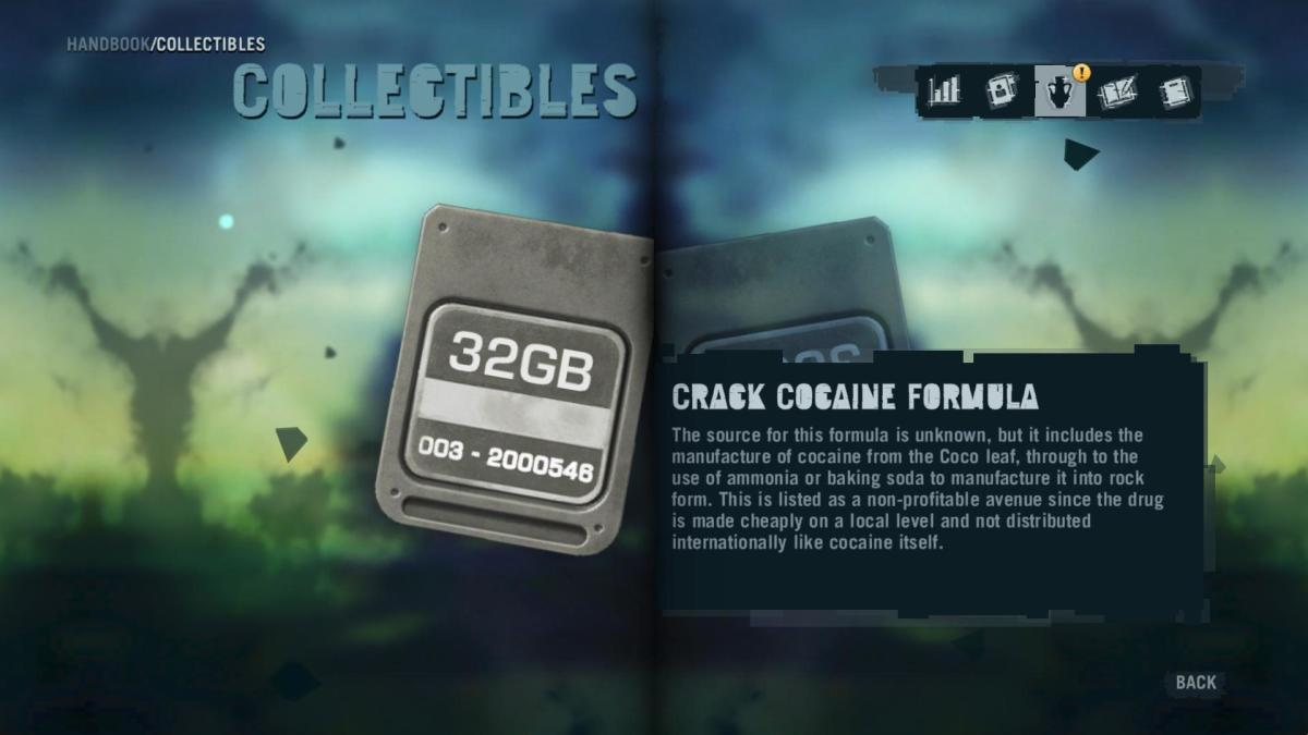 Far Cry 3 Collectibles - Memory to Spare achievement: Memory Card 4.