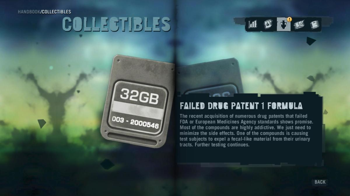 Far Cry 3 Collectibles - Memory to Spare achievement: Memory Card 6.