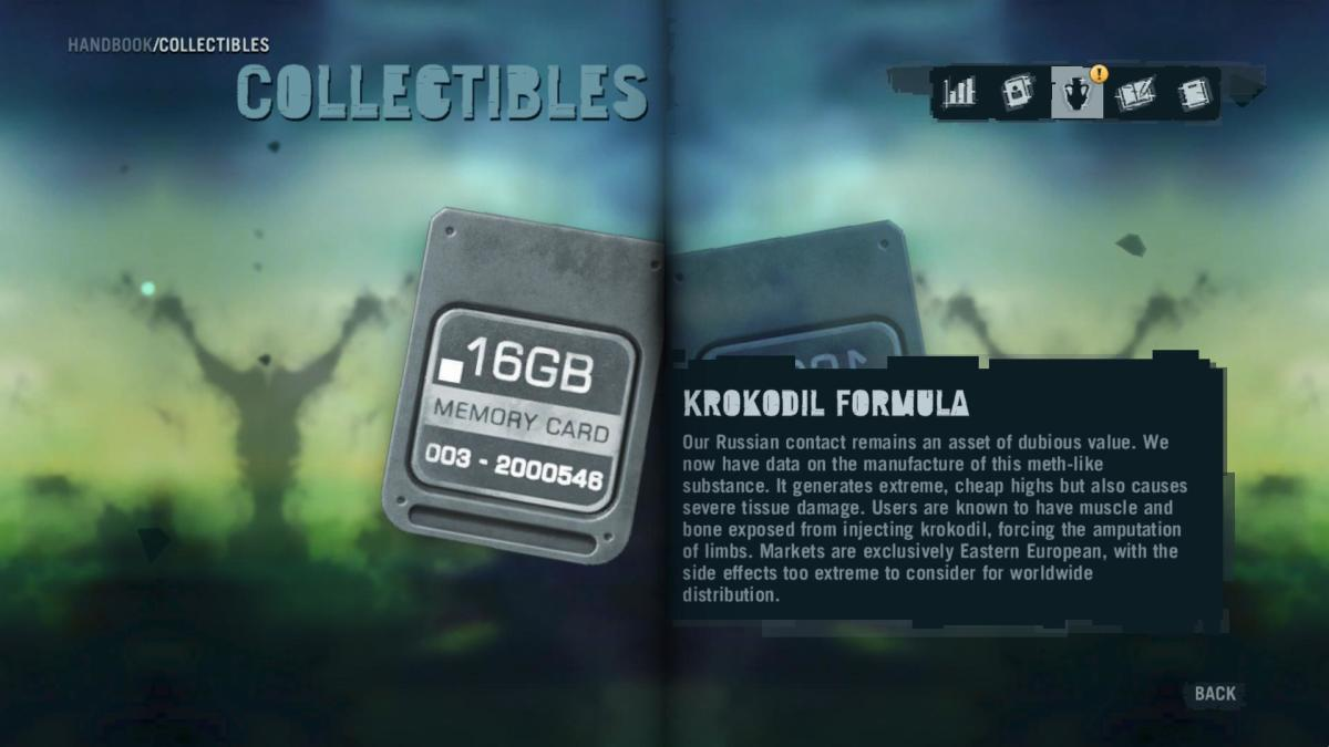Far Cry 3 Collectibles - Memory to Spare achievement: Memory Card 13.