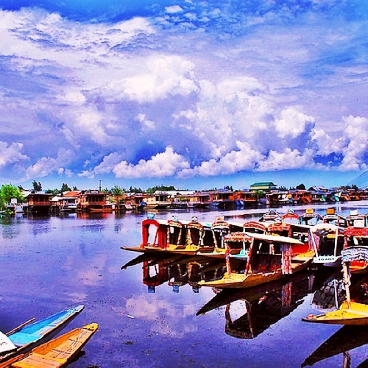Kashmir: Heaven on Earth
