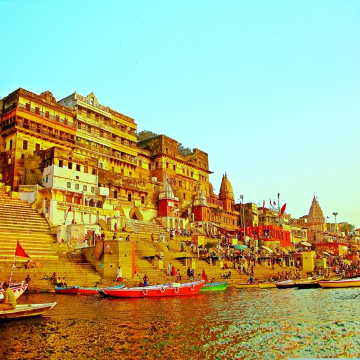 Varanasi: A reflection of Indian traditions and philosophy
